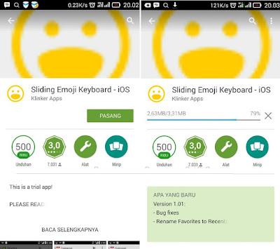 Cara Mendapatkan Dan Memasang Emoji iPhone di Smartphone Android
