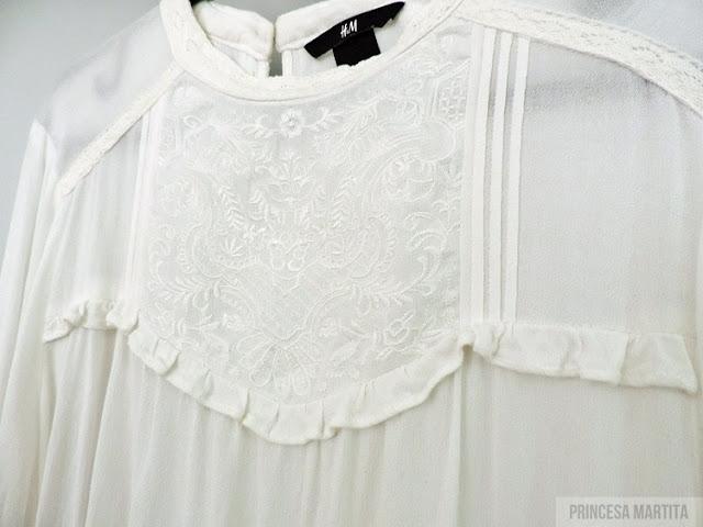 Koszula haft