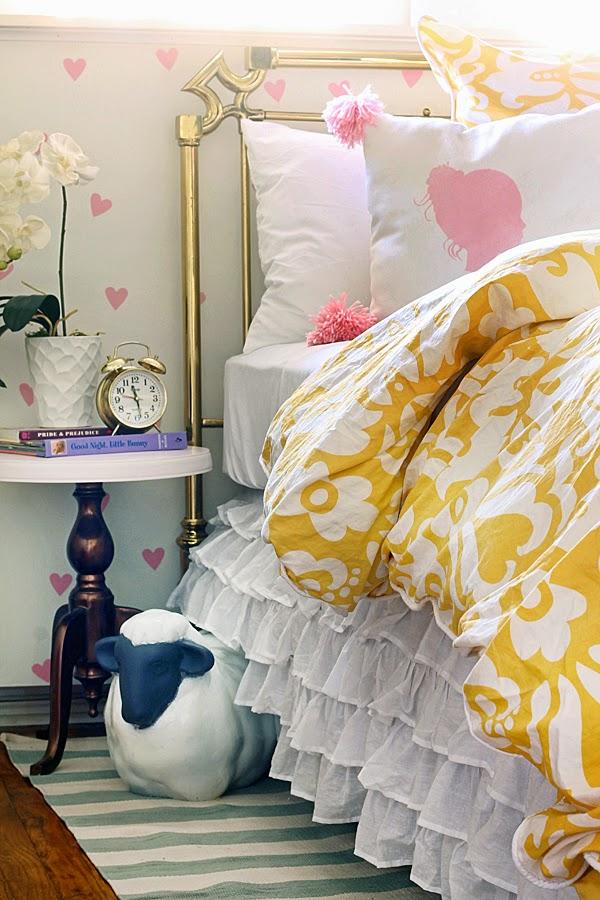 beautiful little girl room
