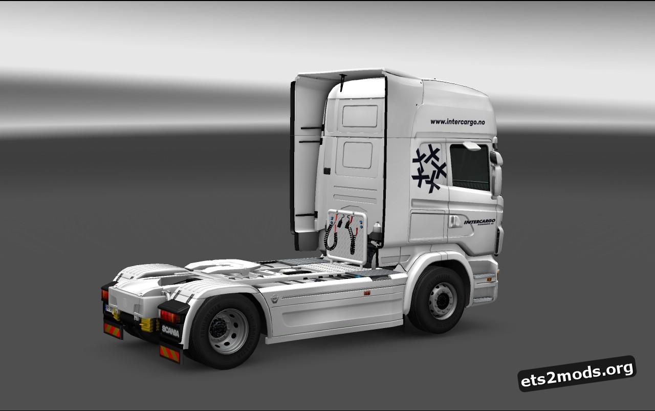 Scania RJL Intercargo Scandinavia A/S Skin