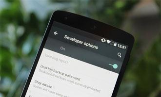Cara Memunculkan Menu Opsi Pengembang di Pengaturan Android