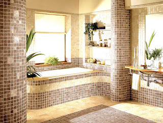 ديكورات حمامات , اشكال تصاميم حمامات مودرن لجميع الاذواق