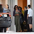 Michelle Obama and daughter on vacation in  Miami (Photos)