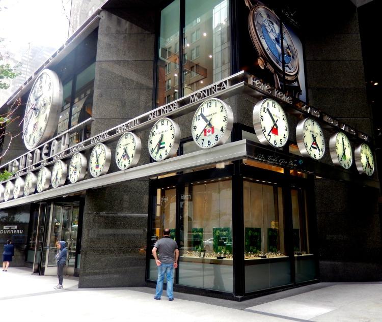 Tourneau Corner, New York City | Ms. Toody Go Shoes