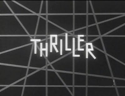 Thriller TV horror show, Boris Karloff