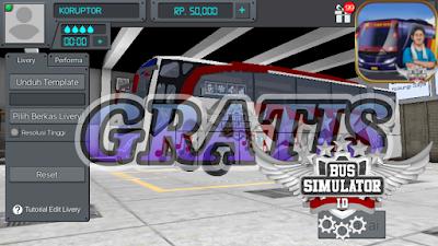 Cara Mengganti Livery Game Bus Simulator Indonesia Secara Gratis Smartphone