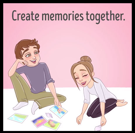 Make Happy Relationship in Life with 7 Secrets Memories