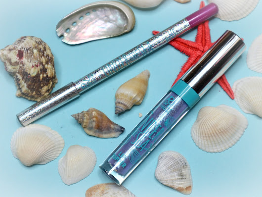 "On a bad day there's always lipstick- Rival de Loop Young ""Under The Sea"" Limited Edition Lip Kit ""01 Dolphin's Kiss"""