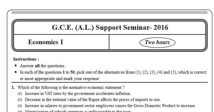 Seminar paper answersshortnotesg.c.e old