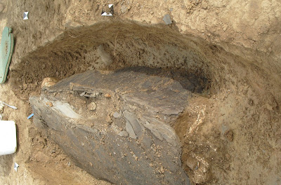 Bronze Age settlement unearthed in SW England