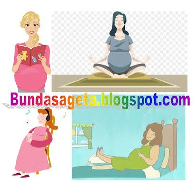 7 Kegiatan yang bisa dilakukan Ibu Hamil Bunda Sageta