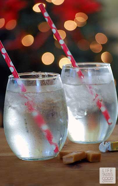 Refreshing White Wine Spritzer | by Life Tastes Good