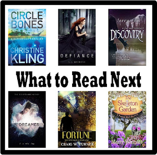 Looking for a good book to read next? Check out these from my To Be Read list, there's everything from Dystopian to Time Trael to Aliens to Mystery to Magic.  I haven't read them all yet, so if you do, let me know if they are as good as they look.