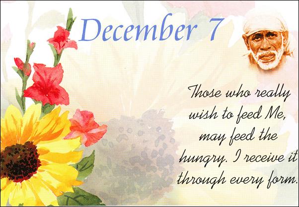 Shirdi Sai Baba's Message And Dream During The Mahaparayan