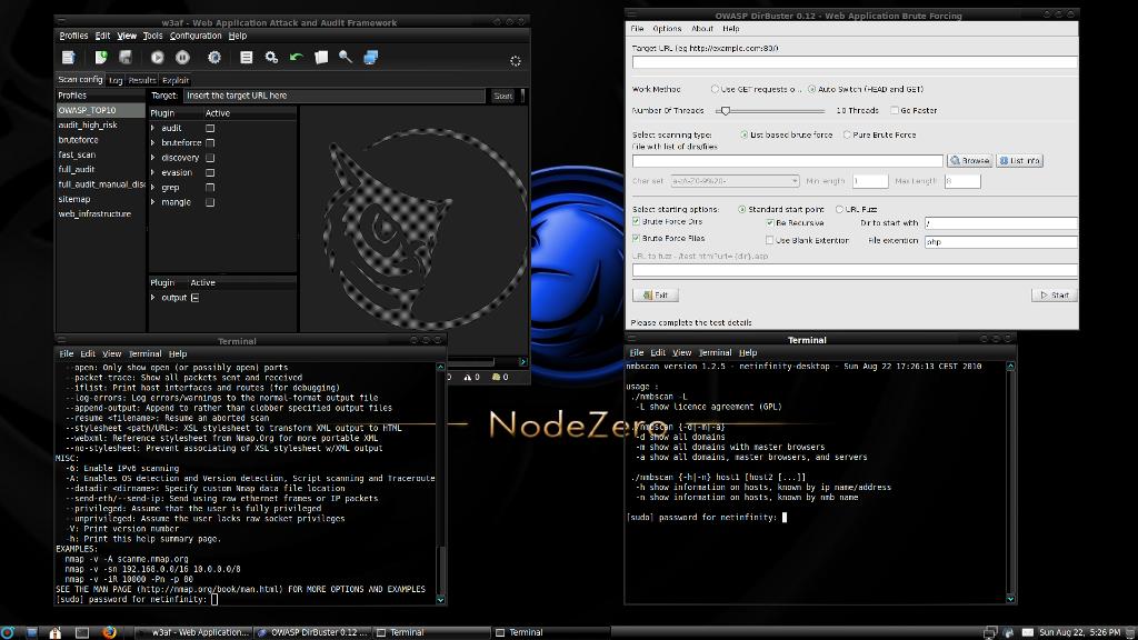 nodezero distro