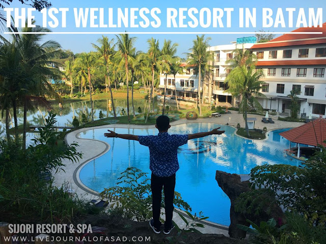 Sijori Resort & Spa The 1st Wellness Resort in Batam