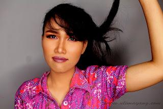 ulimayang-blog-hasil-pakai-makeup-focallure-kosmetik-cina-eyeshadow