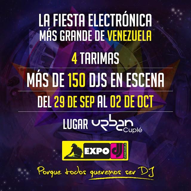 [El Plan] Expo Dj Venezuela 2016