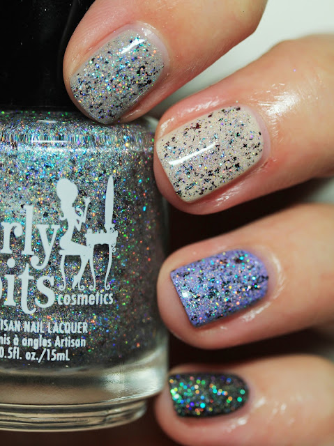 Girly Bits Bean Me Up Scotty Polish Con Chicago Exclusive 2017