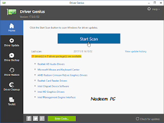 Download Driver Genius 17 Crack + Key