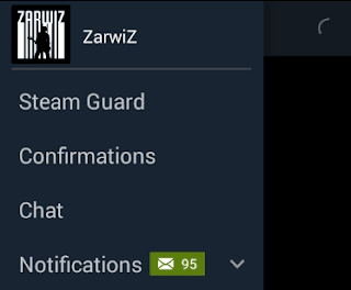 Steam Mobile Confirmations