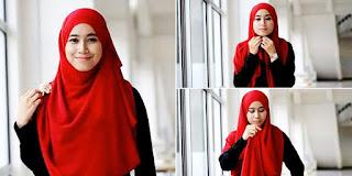 Baru Mengenakan Hijab Di Bulan Ramadhan? Simak Yuk Tutorial Hijab Bagi Pemula Berikut Ini
