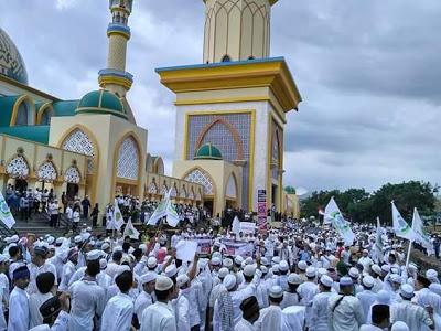 Tidak Terima Gubernur Sekaligus Ulama nya Dihina, Umat Islam NTB Hari Ini Akan Berkumpul Nyatakan Sikap di IC
