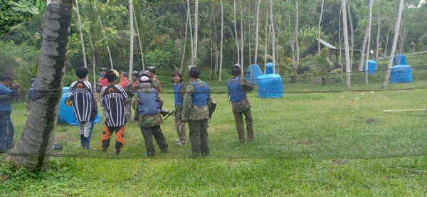 Paket Paintball, Paintball jogja, paintball di merapi, harga paket paintball, lokasi paintball, game paintball, Jungle paintball