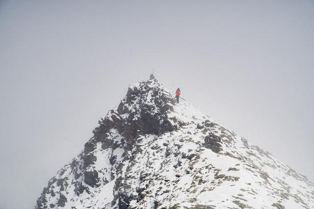 Plattenspitze – Punta delle Laste 3.422m  Bergtour-Martelltal  Wanderung-Martell  Wandern-Südtirol 14