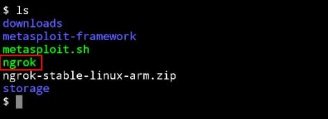 How to hack android phone using Termux with Metasploit and Ngrok-2020