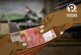Survei Transparency International Indonesia: Bandung Juara Suap