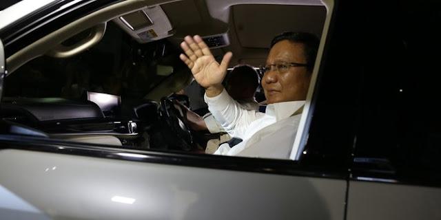 Ketua Umum Gerindra Prabowo Subianto Nilai Debat Capres Tidak Perlu Menggunakan Bahasa Asing