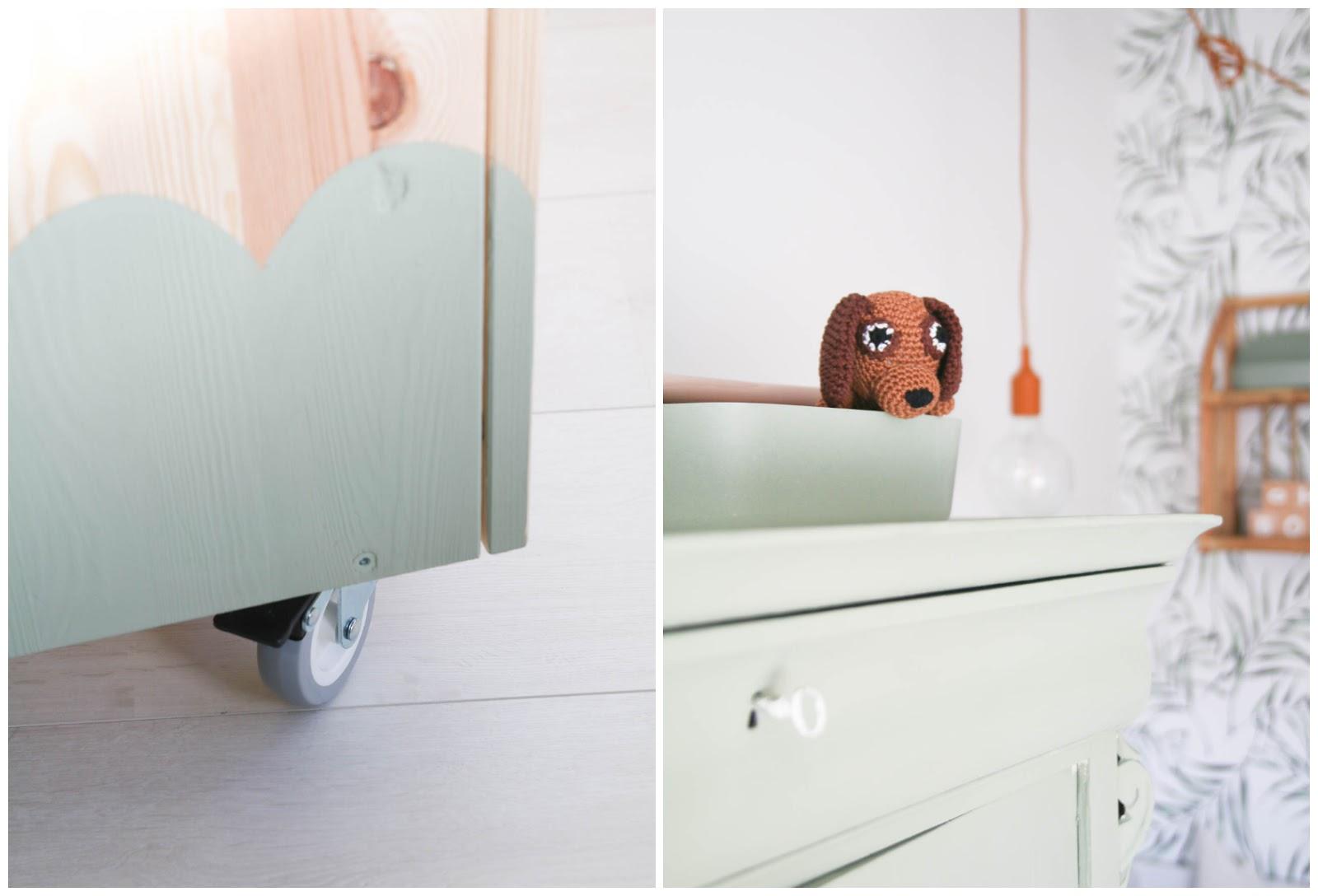 Missjettle Ikea Hack Met Krijtverf