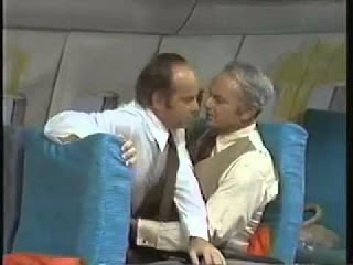 Carol Burnett No Frills Airline sketch Bill RIchmond