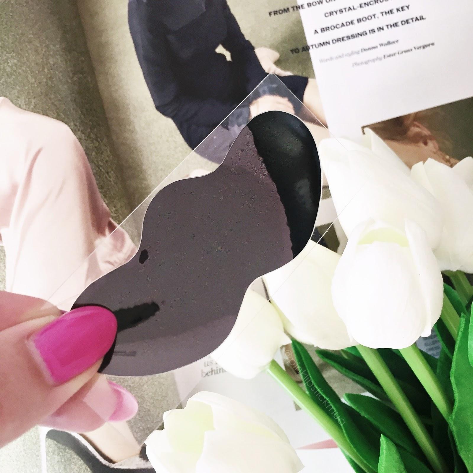 Oczyszczający plaster na nos z aktywnym węglem