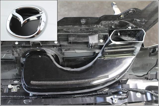 Mazda MX-5 Roadster ND Intake Induction Kit from Garage Vary JDM