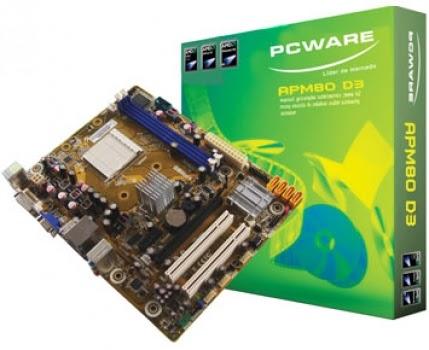 drives da placa mae pcware pw-945gcx