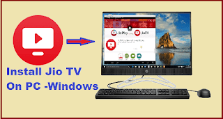 jio tv for pc free download