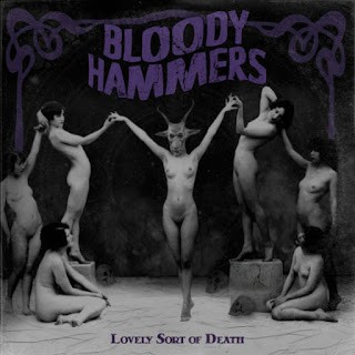Bloody Hammers - Bloodletting On The Kiss (video)