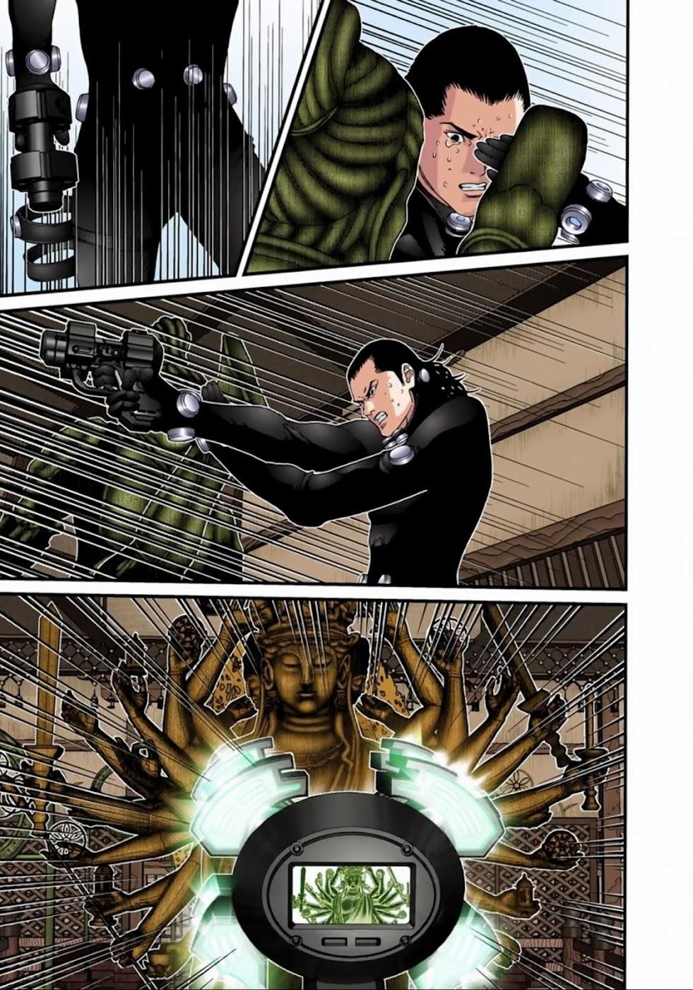 Gantz Chap 77: Trả thù trang 7