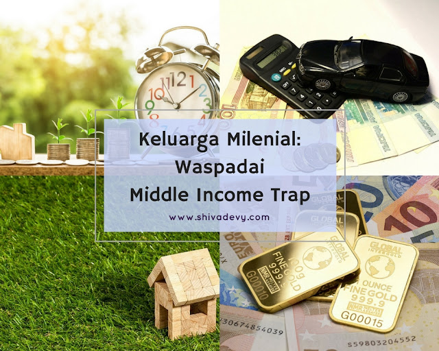 Keluarga Milenial: Waspadai Middle Income Trap
