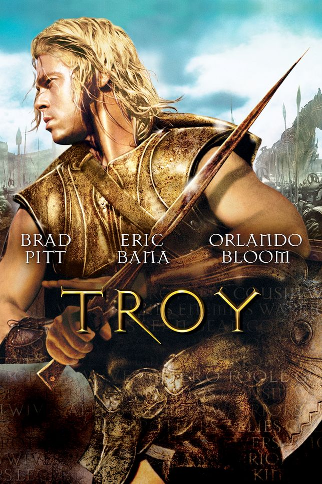Troy 2004 Full Movie In Hindi 720p Bluray 1.3GB Download