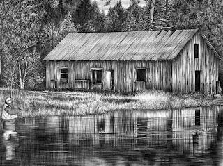 dibujos-lapiz-de-paisajes