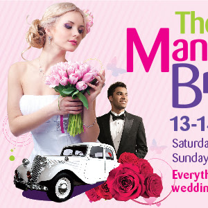 The Manchester Bridal Show - This Weekend!