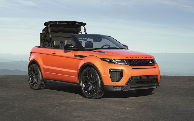 Range Rover 2017 Conversível