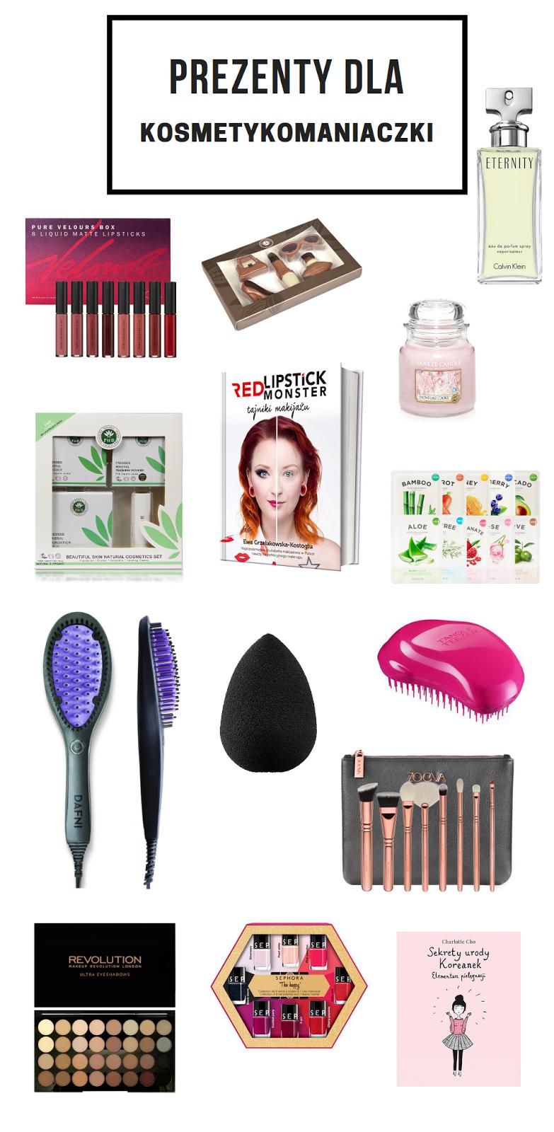 christmas gift ideas, prezenty dla kosmetykomaniaczki, świąteczne prezenty