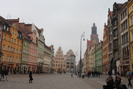 Wrocław - Miniatures, Gnomes and a Panorama