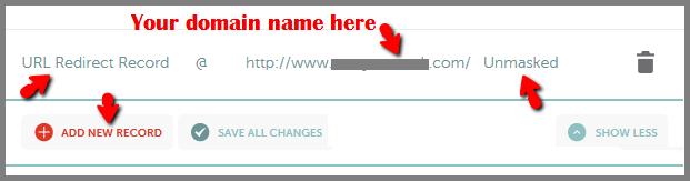 namecheap domain to blogger