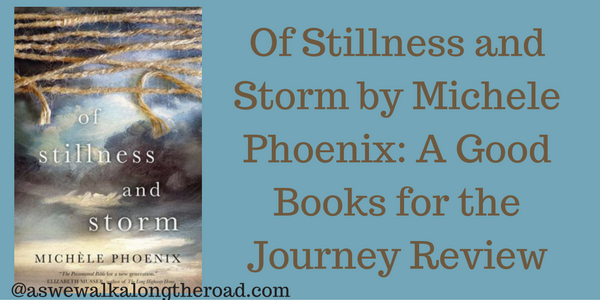 Review of Of Stillness and Storm, Christian fiction
