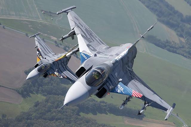 Gripen Best Display NATO Days